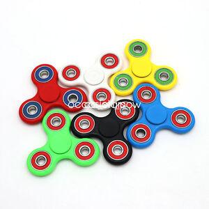 Fidget-Finger-Spinner-Hand-Focus-Ultimate-Spin-Aluminum-EDC-Bearing-Toys-UK
