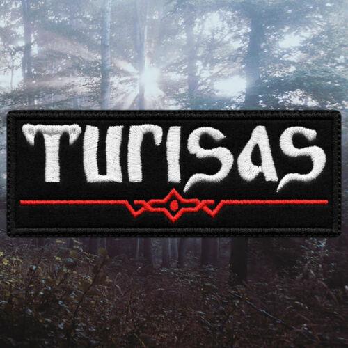 Viking Metal Band TurisasEmbroidered PatchFinnish Symphonic Folk