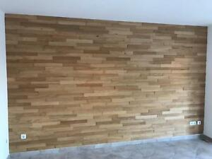 Haro Wall Eiche River Designholz Interior Wandverkleidung Tv Wand 1