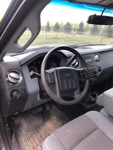 2012 Ford F 250 XLT