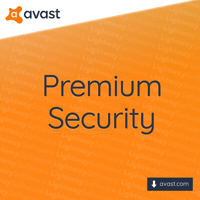Avast Premium Security 2020 1 To 3 Years For 1 To 10 Devices Code Key Ebay