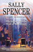 NEW - Blackstone and the Wolf of Wall Street (A Sam Blackstone Mystery)