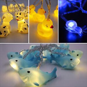 6920 10LED Fest Für Kinderzimmer Lichterkette Lichterkette ...