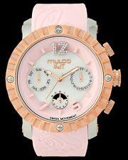 Mulco Unisex MW5-1876-813 Fashion Analog Swiss Movement Silicone Band Watch