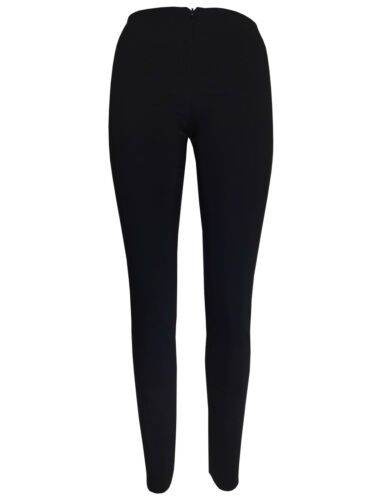 nb//bb Filles femmes femmes bleu noir école bureau skinny stretch pantalon 6-16