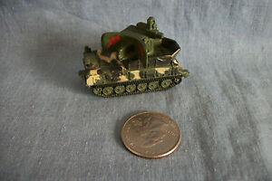 1994 Mini Military Camouflage Tank / Vehicle