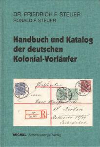 Handbuch und Katalog der deutschen Kolonial-Vorlaufer
