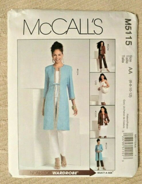 Simplicity 8781 Its So Easy Dog Coats With Hood 3 Sizes Sewing Pattern
