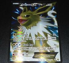 Jolteon EX 28a/83 FULL ART Alternate NEAR MINT XY Promo Pokemon Card