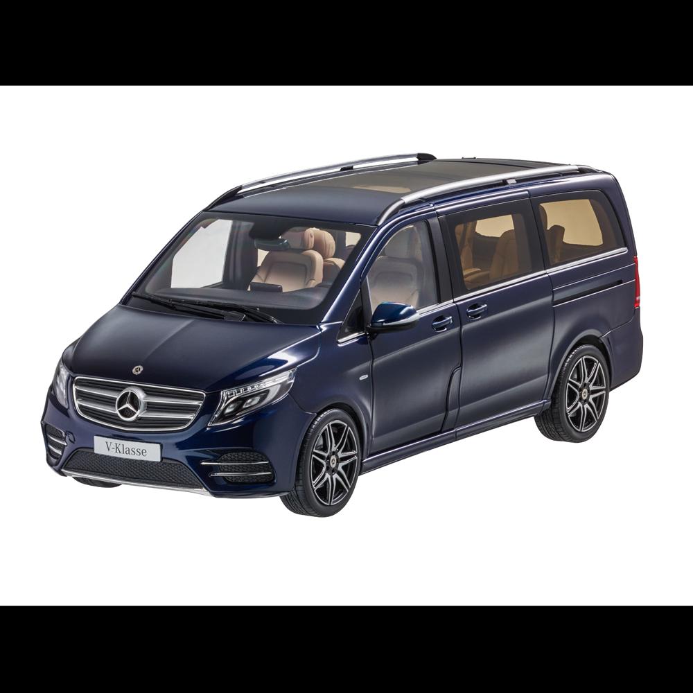 Mercedes Benz W 447-v Classe AMG Line bleu 1 18 Nouveau neuf dans sa boîte Norev limitée 1000