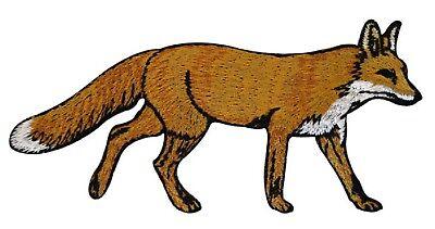 Patche écusson écureuil thermocollant patch NagaPatches brodé