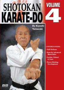 Shotokan Karate #4 Self Defense, Sochin, Chintei Unsu