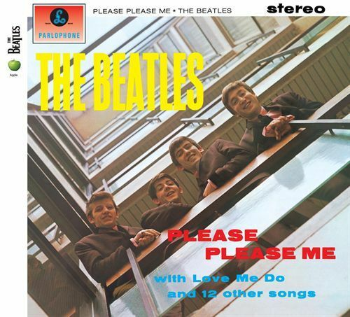 1 of 1 - THE BEATLES - PLEASE PLEASE ME: CD ALBUM (2009 REMASTERED EDITION)
