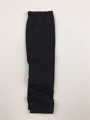 CJ7 Stephen Chow Black Kung Fu Pants 1//6th Scale Made By DID