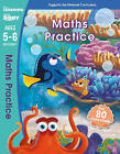 Finding Dory - Maths Practice, Ages 5-6 by Scholastic (Paperback, 2016)