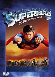 Superman-II-Allein-gegen-alle-von-Richard-Lester-DVD-Zustand-gut