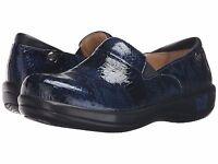 In Box Alegria Shoes Flat Loafer Keli Pro Sapphire Medium (m, B)