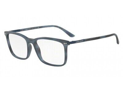 Occhiali Da Vista Montatura Giorgio Armani Autentici Ar7122 Blu 5586 Fabbriche E Miniere