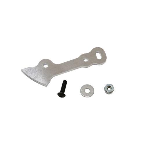 HEI Distributor Vacuum Advance Eliminator Lock Out Plate Kit GM Chevy Ford Mopar