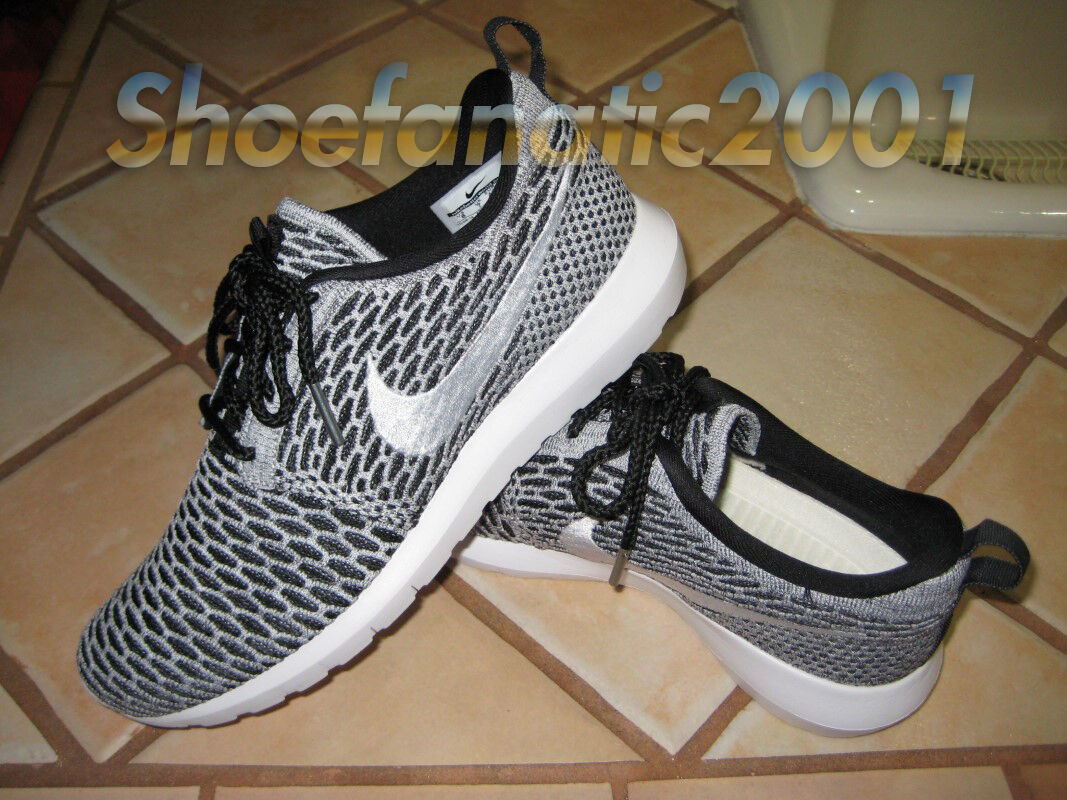 buy popular 8063f f89aa Nike Flyknit Roshe 8 Black White Dark Grey Runner Supreme Supreme Supreme  SB Fragment SP 2e835e