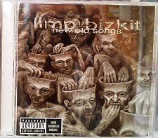 Limp Bizkit - New Old Songs (Remixes) (CD 2001)