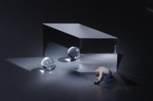 HQO-ottica speciale ▒ Lente A SFERA Ø 8.2 mm