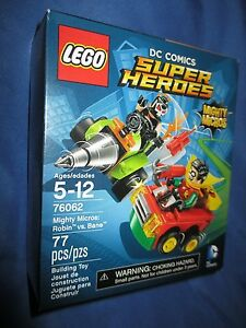 Image is loading DC-COMICS-SUPER-HEROES-Lego-Minifigure-Mighty-Micros-