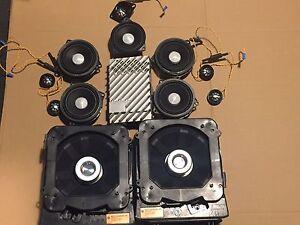 top hifi professional sound system harman kardon bmw f20. Black Bedroom Furniture Sets. Home Design Ideas