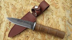 Herbertz-Damast-Guertelmesser-Jagdmesser-Messer-Damastmesser-81-Lagen-102413