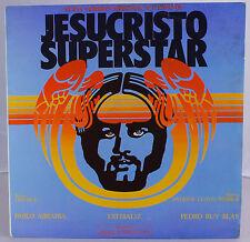Jesucristo Superstar (Nueva Version Original En Español) LP Venezuela Press 1984