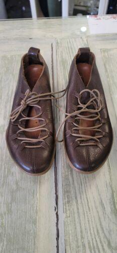 Trippen Lace up Sandals
