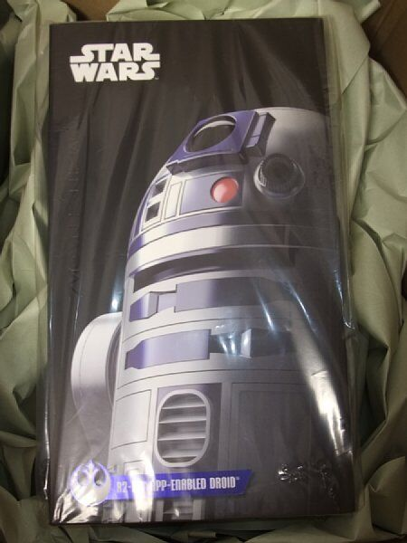 NEW Sphero Star Wars R2-D2 App-Enabled Droid R201 From Japan F/S