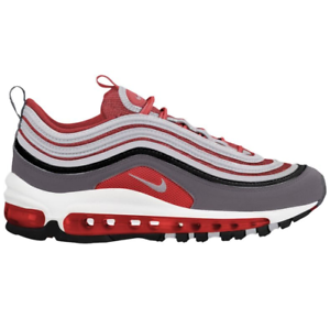 new arrival 552fb 0eab2 Image is loading NIKE-AIR-MAX-97-GS-921522-004-RED-