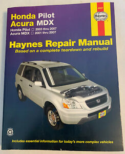 Haynes 42037 Repair Manual