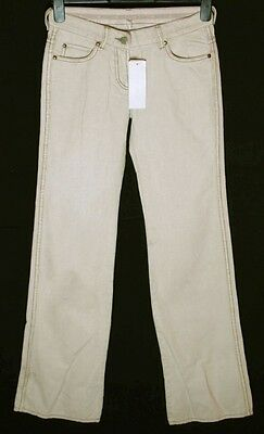 """BNWT WOMEN/'S FRENCH CONNECTION FCUK CORDUROY TROUSERS UK6 L33/"""" NEW RRP£55"""