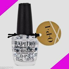 OPI ~MINI~ RAPIDRY TOP COAT Quick Fast Dry HIGH SHINE Nail Polish Lacquer T74