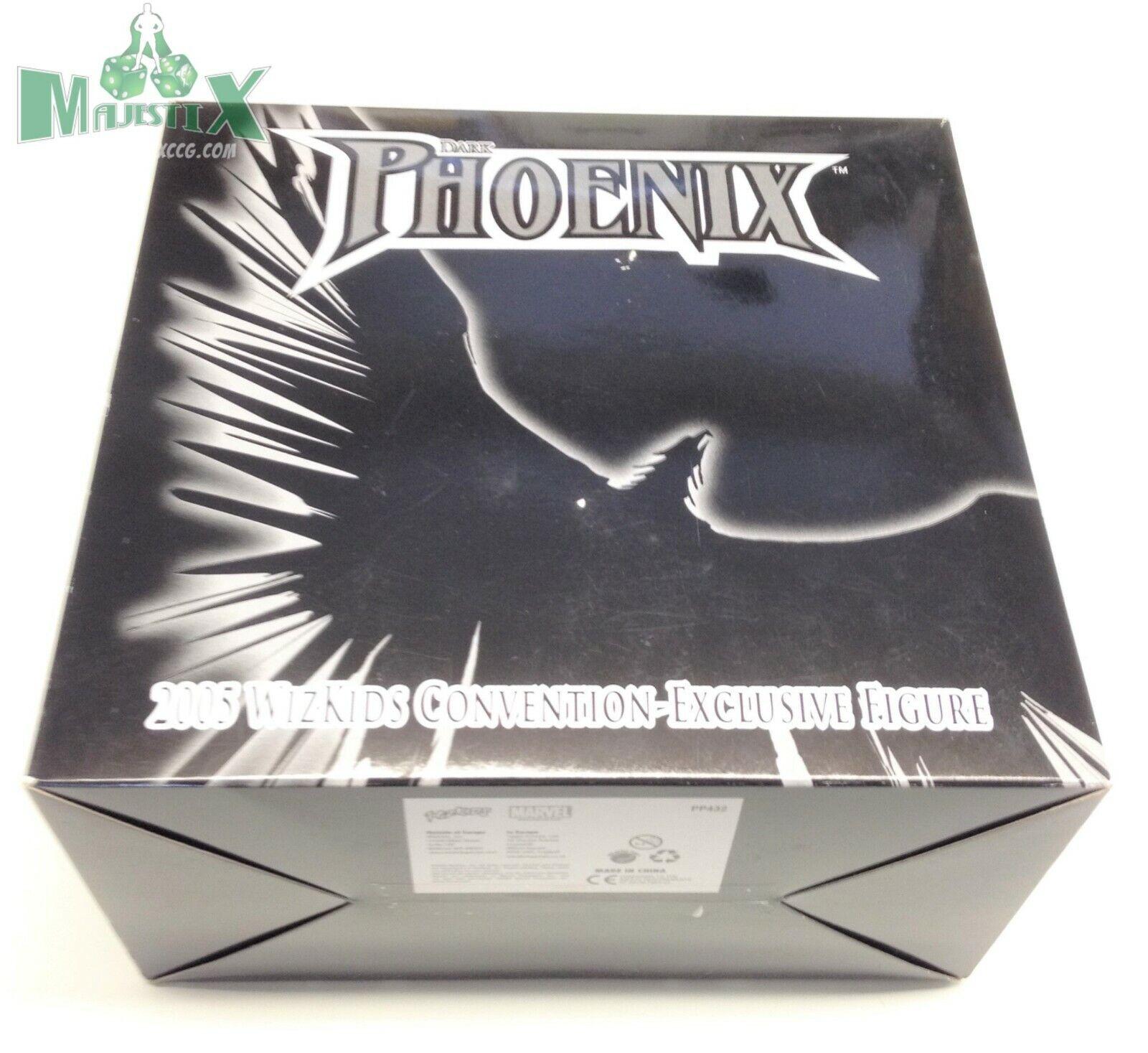 Heroclix 2005 Convención Exclusiva Dark Phoenix  220 en Caja Set