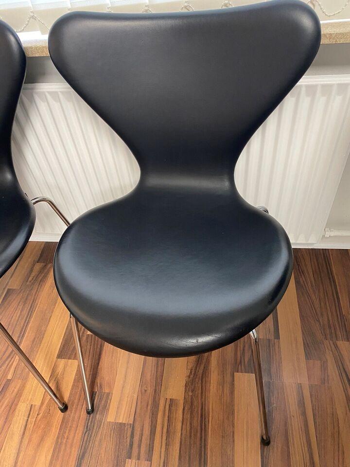Arne Jacobsen, stol, 7'er stole – dba.dk – Køb og Salg af