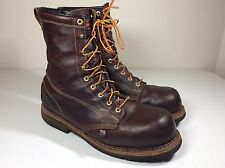 Thorogood Safety Toe Work Boots Size 12d MADE IN USA!!