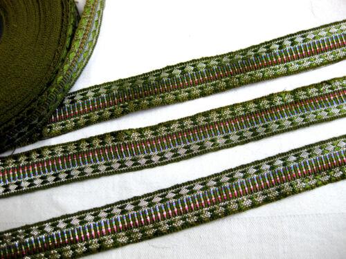 0,80€ pro Meter 2 Meter Hübsche Borte in verschiedenen Farben 20mm,B186