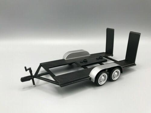Voiture caravane//voiture remorque-Métal 1:24 Motormax />/> NEW /</<