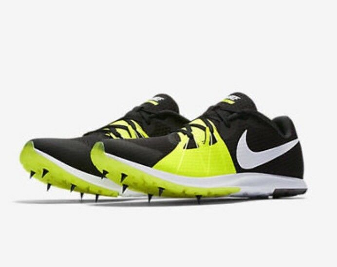 Nike Zoom Rival XC Men Spikes Cross Country Racing 904718 017 Black Size 11.5