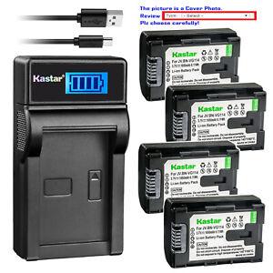 Kastar-Battery-LCD-Charger-for-JVC-BN-VG108-BN-VG108U-BN-VG108US-BN-VG108USM