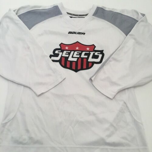 Bauer Team Selects 77 Jersey Vintage Canadian Hock