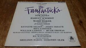 Various-The-Fantasticks-Original-Cast-Album-Vinyl-LP-33rpm-1963-MGM-C-871
