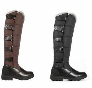 Brogini Kendal Long Boots Winter Warm
