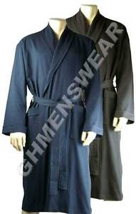 Mens Dressing Gown Bathrobe Size Xxl 2xl 3xl 4xl 5xl 6xl 7xl Ebay