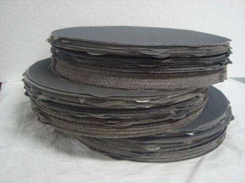 "12/""  PSA  Sanding Discs /""USA/"" 100 pcs 600 grit . USA"