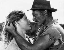 Photo originale Lee Van Cleef Mariette Hartley Barquero  Gordon Douglas  western