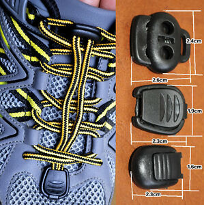 50Pcs-Shoelace-Buckle-Rope-Clamp-Cord-Lock-Stopper-Sport-Casual-Shoe-Supplies
